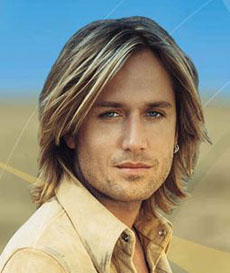 Keith Urban (young, brown-haired)